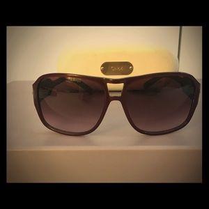 3c4d3c721d1 Chloe CL 2108 Sunglasses with leather case